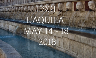 L'Aquila hosting the 136° European Study Group with Industry