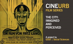 Representations of the city in films at GSSI