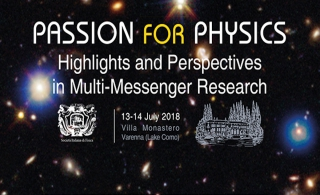 Al via Passion for Physics, anche il GSSI prende parte al forum