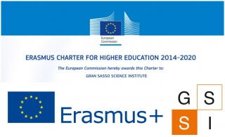 GSSI awarded with the Erasmus Charter for Higher Education