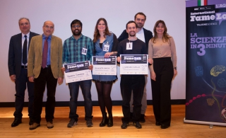 FameLab 2017, local selection in L'Aquila