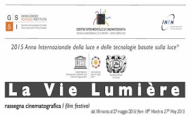La Vie Lumiere: science, culture and cinema in a film festival