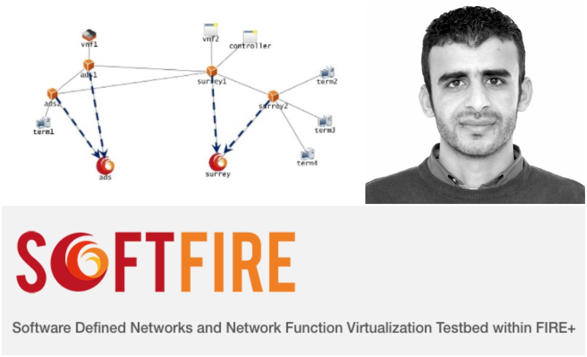 GSSI PhD student in the winning team of the SoftFIRE Challenge