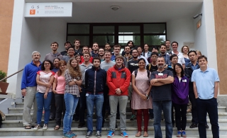 School for Physicists and Geologists: a success to be repeated