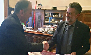 GSSI signs cooperation agreement with Belgrade University