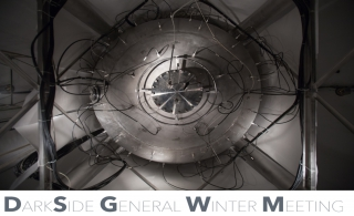 GSSI hosting the Dark Side General Winter Meeting