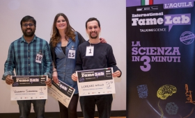 FameLab L'Aquila, here are the winners