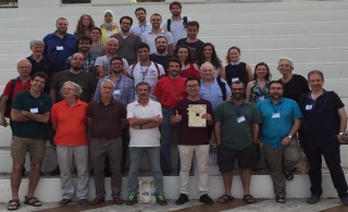 GSSI student awarded at the Physics School in Otranto
