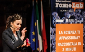 Aspettando FameLab / Waiting for FameLab